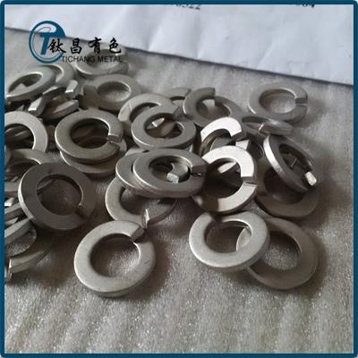 High Strength Titanium Spring Washers