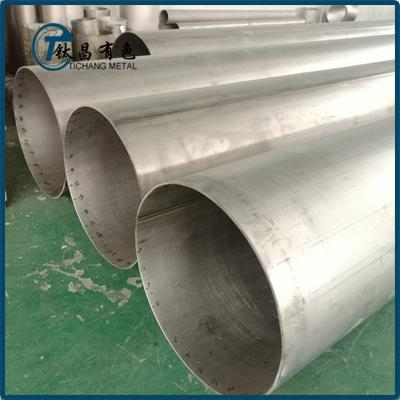 High Strength Titanium Welded Pipes