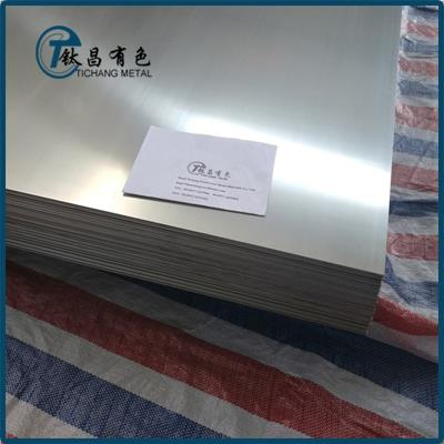 ASTM F136 Titanium Alloy Sheets