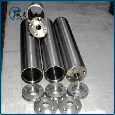 Titanium Alloy Oil Detection Tube