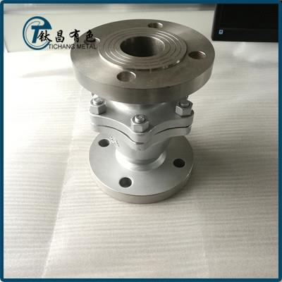 Titanium Alloy Spherical Valve/ball Valve