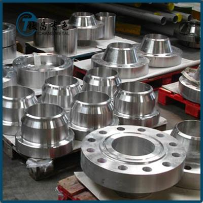 GR12 Titanium Alloy Ring Joint Flanges
