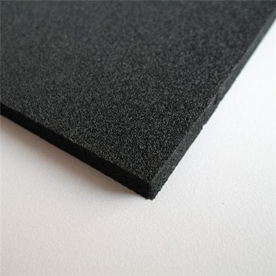High Density Neoprene Foam Sheets CR Flame Retardant Materials