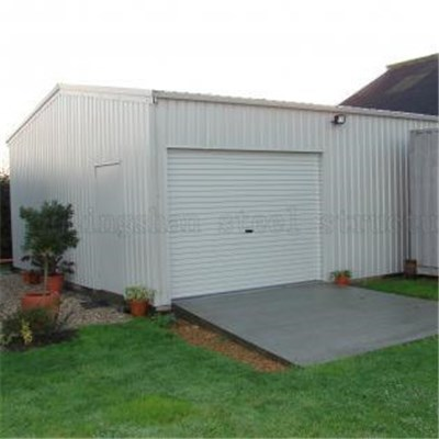Steel Frame Garage Buildings Kits