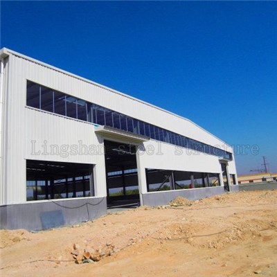 Metal Prefab Steel Structure Workshop Buildings