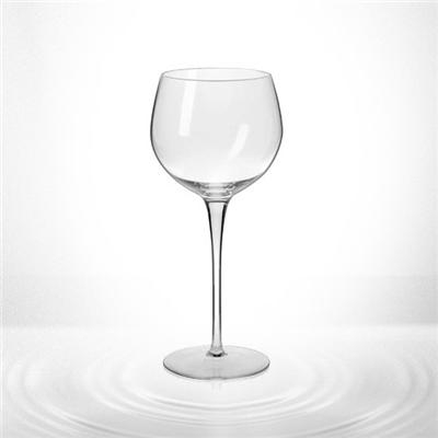 Handmade Red Wine Glass