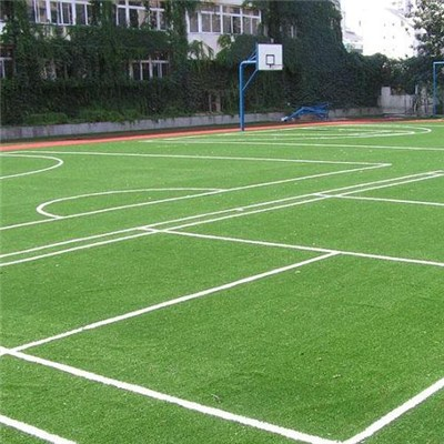 Sports Basketball Flooring Artificial Grass Outdoor Artificial Grass Carpet G003