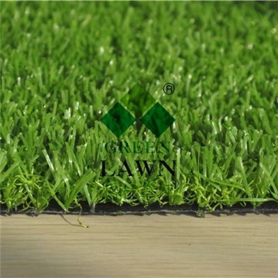 Synthetic Grass Plastic Turf For School Running Grass Track Project G051