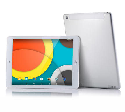 Double interface RK3288 Quad-Core 9.7 Inch Tablet