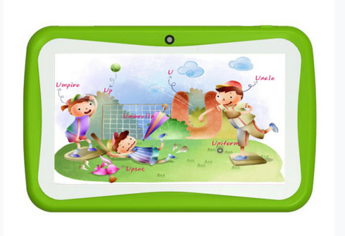 7 Inch Wi-Fi Android System Cheap Kids Tablets