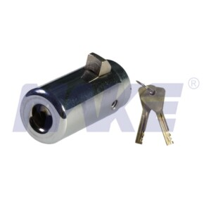 Plunger Lock for Vending Machine, Hardened Steel