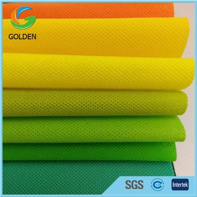 Colorful Polypropylene Spunbond Nonwoven Fabric Hs Code In Europe Nonwoven Market