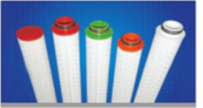 Oil filter oil Field pleated filter cartridges