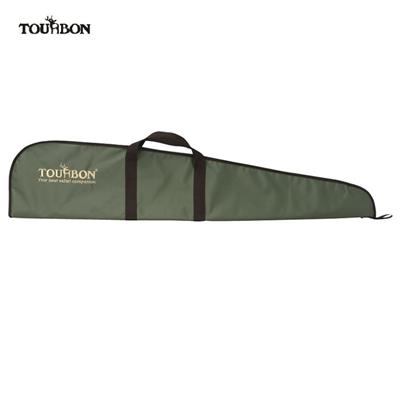 Tourbon Nylon Gun Carrying Case Gun Bag For Rifle With Scople 48 Inch Green
