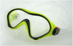 good quality swim goggle with silicone for adult