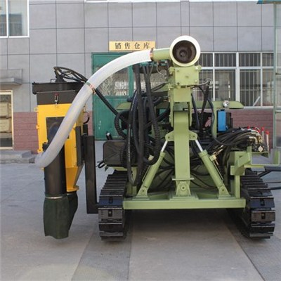 High Efficiency Hydraulic Mining Exploration Drilling Rigs