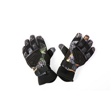 Full Finger Cycling Gloves Biking Gloves With Adjustable Strap