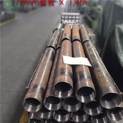 Water Well Oilfield Casing And Tubing Steel Tubes For Casing Drilling System