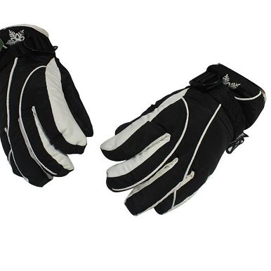 Warm Windproof Knuckle Flexion Ski Gloves