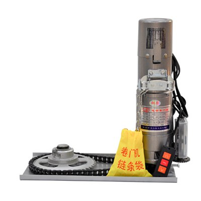AC300KG Remote Control Roller Garage Doors Opener With Installation And Repair Part