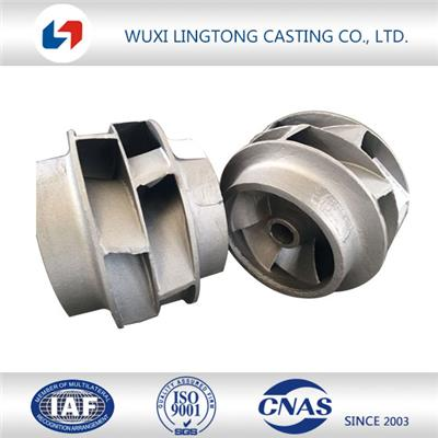 Heat Resistant Steel Castings Stainless Steel Casting