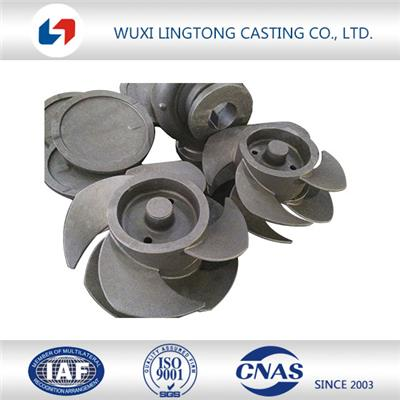 Steel Casting Foundry Stainless Steel Casting