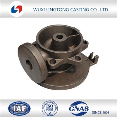 Iron Cast For Pump And Valve Iron Casting Foundry
