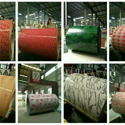 Ral Marble Color Galvanized And Coating Steel Coil Top Selling Supplier
