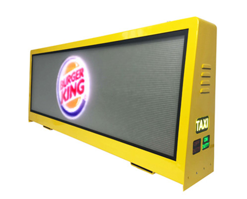 Taxi LED Display