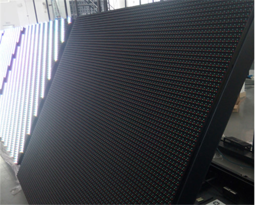 LED Display for Trailer