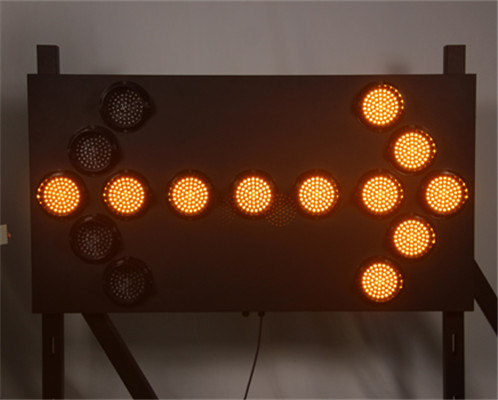 LED Arrow Board Display