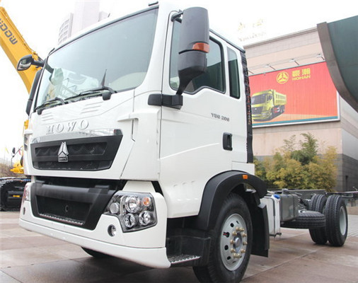 Heavy Duty Prime Mover HOWO T5G 4X2 truck manufacturer