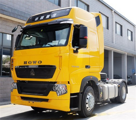 High quality  HOWO T7H 4X2 Tractor manufacturer