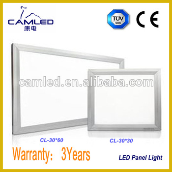 No Flicker TUV Approval 300x300 Non-dimmable Led Panel Light 18w