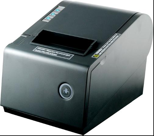 80mm thermal printer with cutter