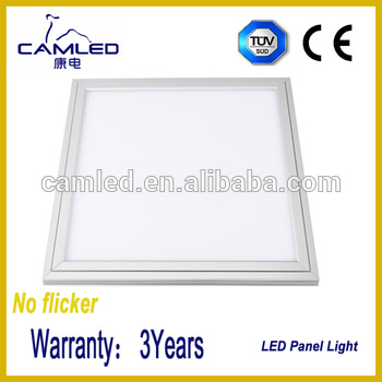 dimmable led panel light with 2.4G wireless remote control
