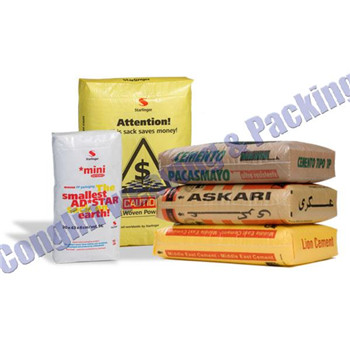 AD STAR Block Bottom Bag/PP valve bag/PP Cement Valve Bag/Lamination bag