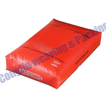 Starlinger /polypropylene woven valve bag/AD STAR PP Valve bag