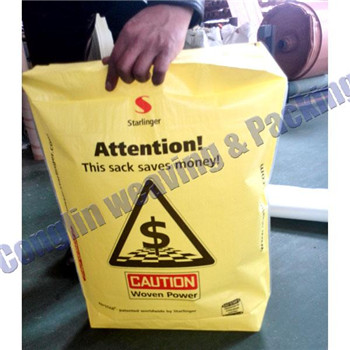 25kg Plastic Packaging PP Woven bag for Rice/ Fertilizer/Cement/Seed/Feed