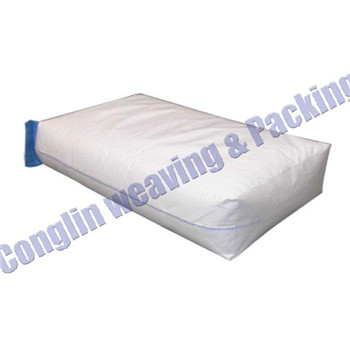new PP Block Bottom Bag for Packing 40kg Cement