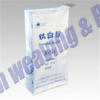 Ad Star woven cement bag produced by China manufacturer