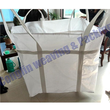 professional supplier recyclable waterproof FIBC bag