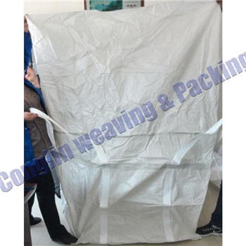 China PP woven jumbo bag factory
