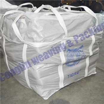 hot sale 2 MT PP woven Jumbo bag/Big bag/super sacks for cement