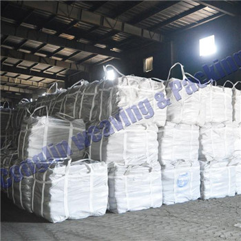 High quality China flexible container bag export manufacturer