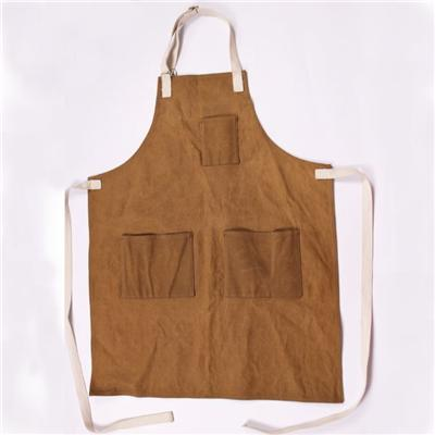Easy-maintainable Utility Heavy Duty Waxed Canvas Cobbler Aprons