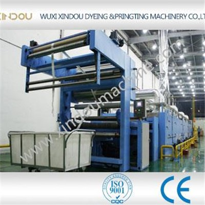 Automatic Textile Stenter Machine With Customized Design