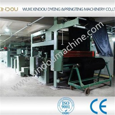 Textile Stenter Machine For Woven Fabrics