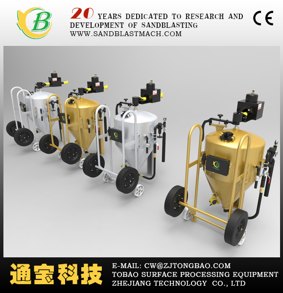 DB800 Wet and Dustless Blasting Equipment and Machines for Sale/Dustless Blasting Request Pricing