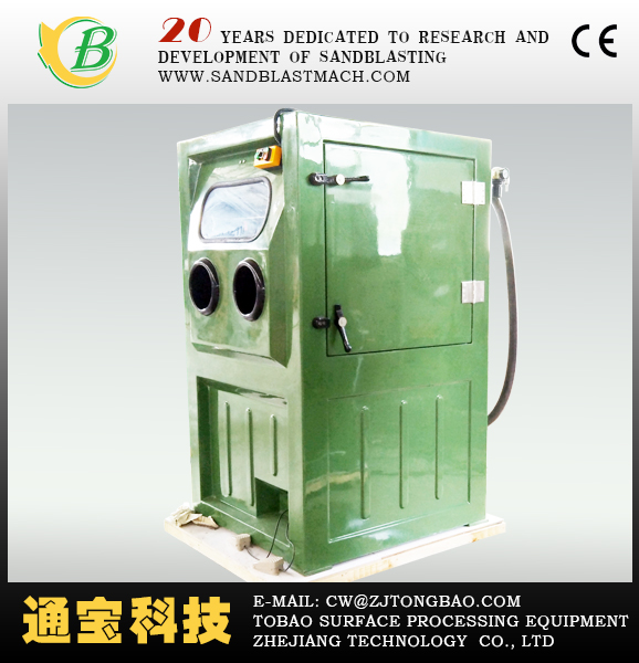 Wet sand blasting machine/Machines and Cabinets for Surface Finish